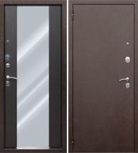 Входные металлические двери Троя аргентум