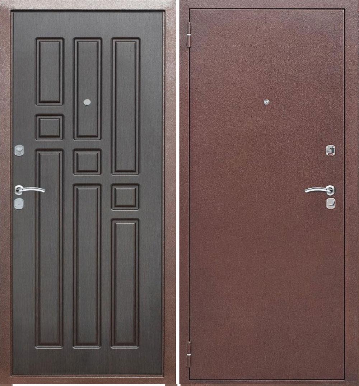 Фото металлических дверей 20
