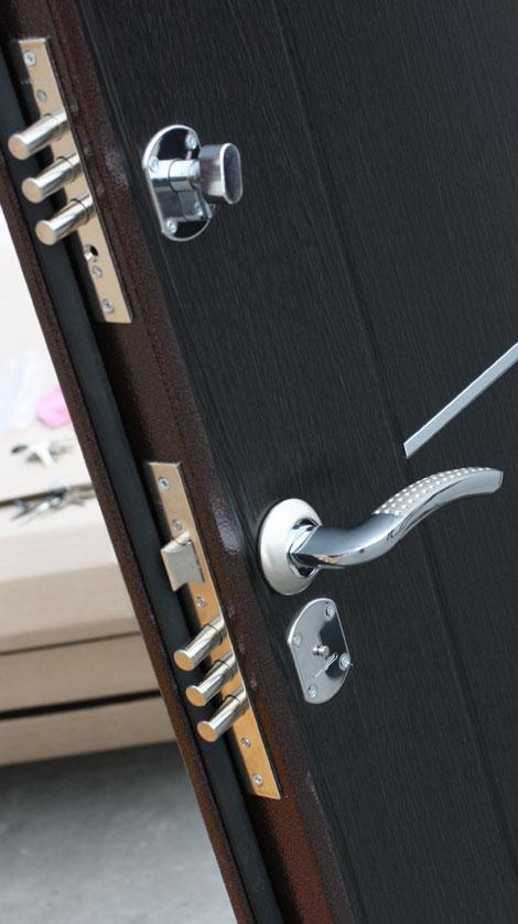 двери входные металлические без накладок