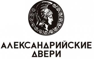 лого александрийские двери 1 правильное