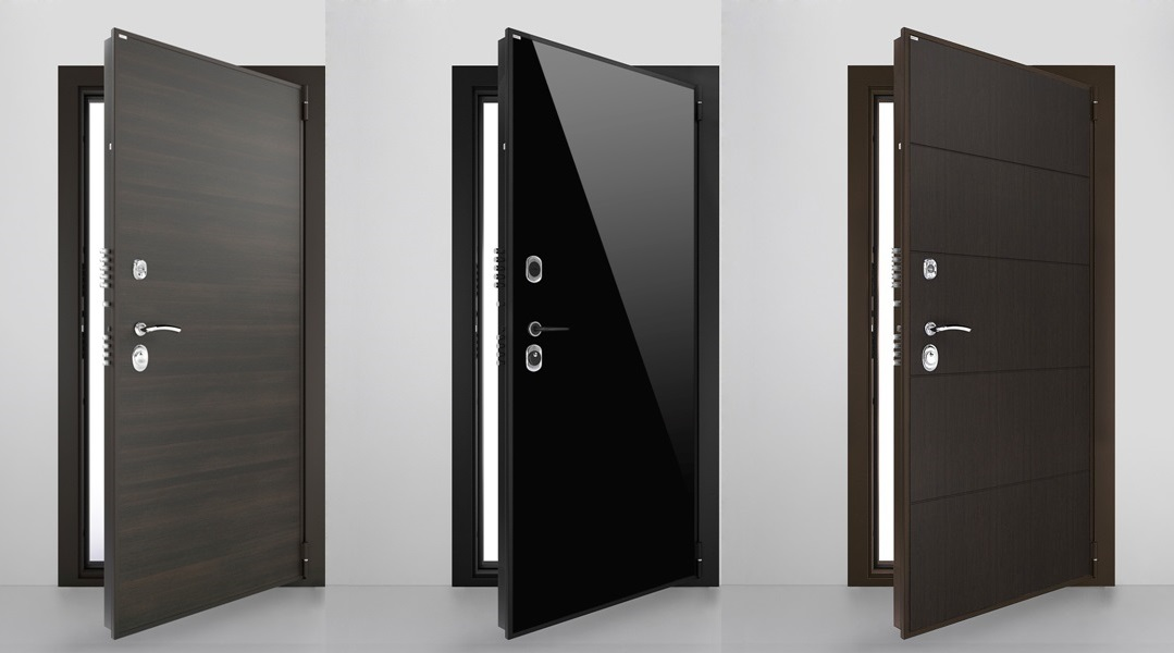 дверь железная высота 1800